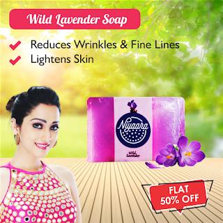 Niyaara Wild Lavender Soap