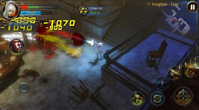 Download Broken Dawn II v1.1.2 Mod Apk Terbaru (Unlimited Ammo)