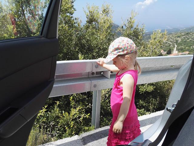 Autotiet Kroatiassa Hvar Jelsa
