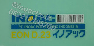 Cap Inoac | tanda Inoac asli