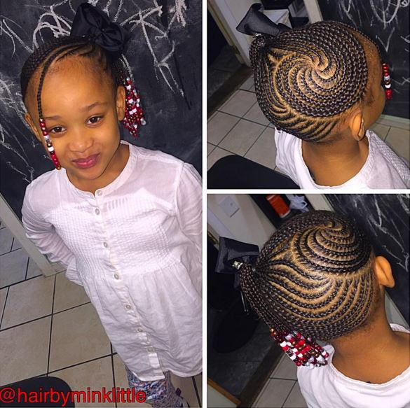 Checkout This Lovely Kids Braids Hairstyles You Gonna Love