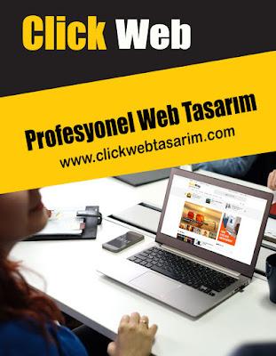 click web tasarim banner