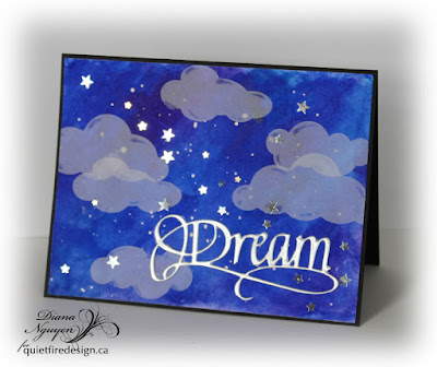 Diana Nguyen, Dream, Quietfire Design