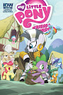 My Little Pony Friends Forever #21 Comic Cover A Variant