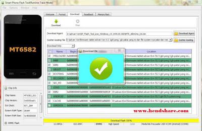 Cara Flashing Advan Tab T1M Lengkap Disertai Video