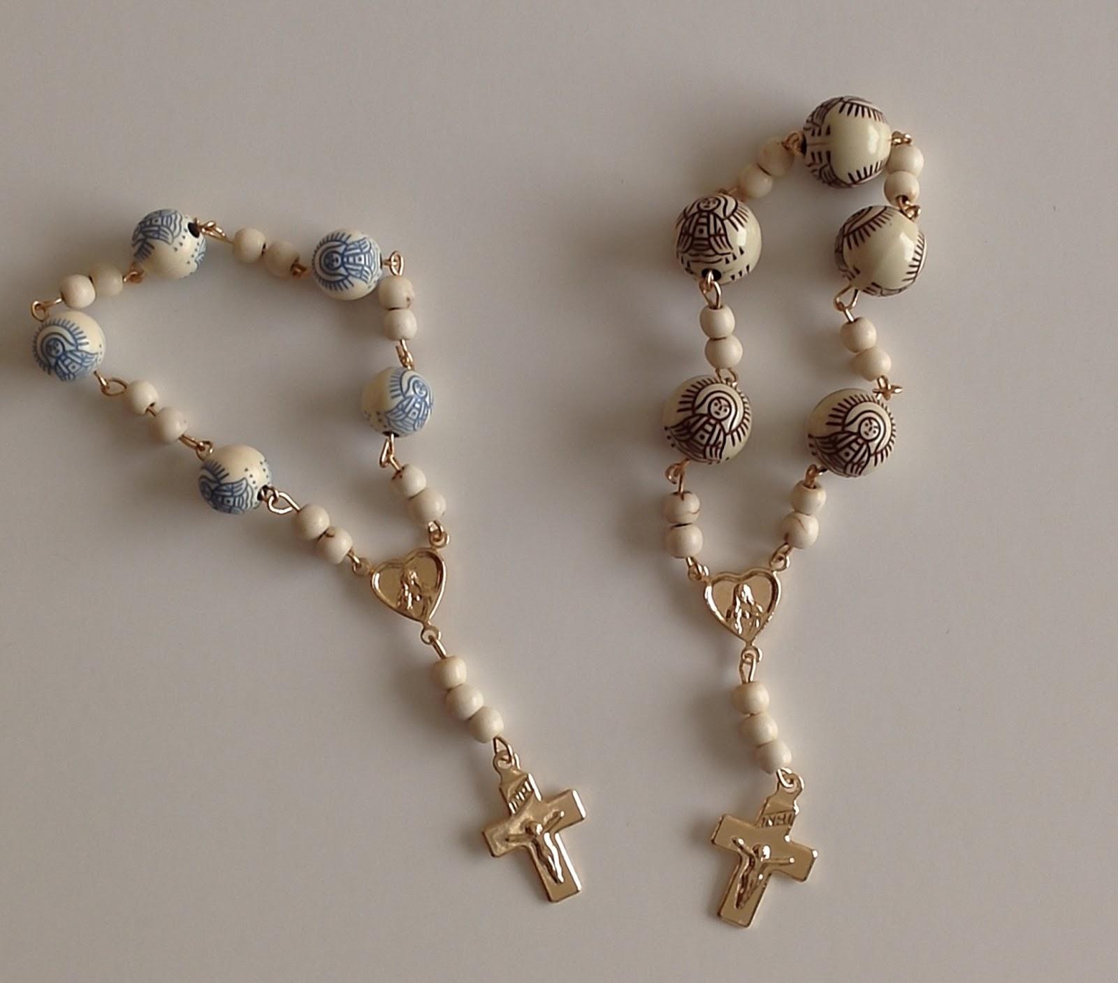 Pio Pio: Rosarios para Primera Comunión