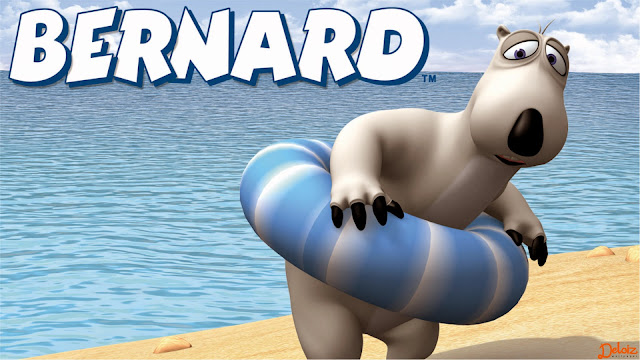 Wallpaper Bernard Bear HD