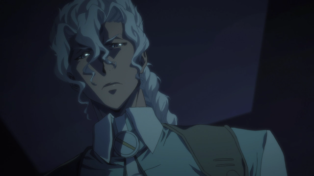 الحلقة العاشرة من Garo - Vanishing Line
