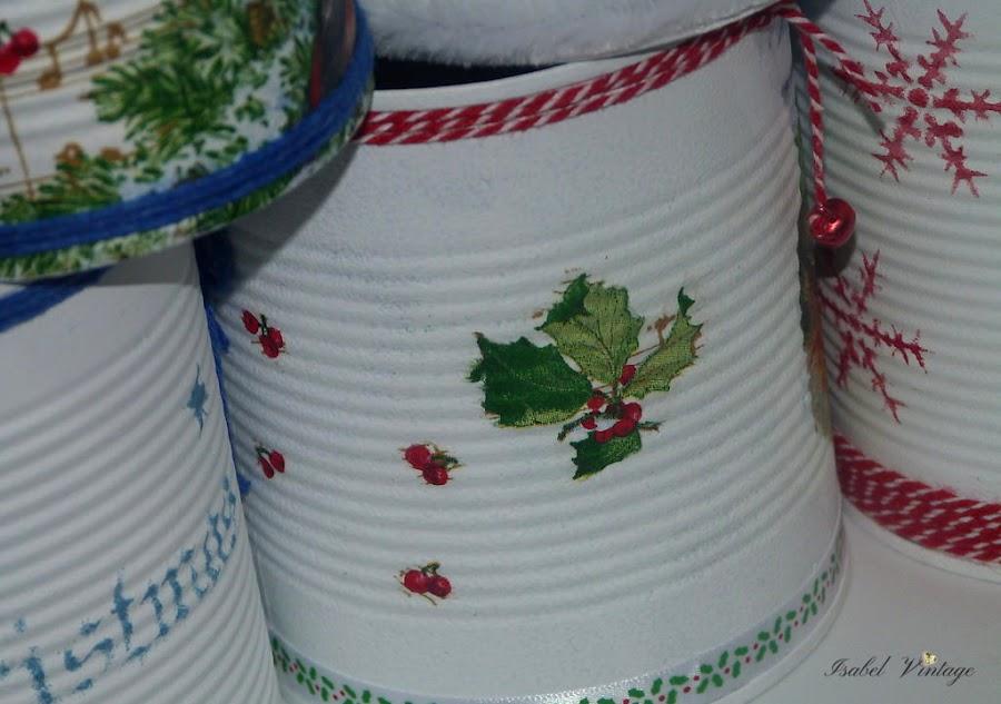 latas-decoupage-estarcido-navidad