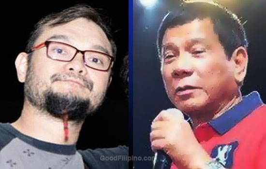Wency Cornejo to Duterte: 'He does not deserve all this hate from people'