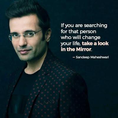 Sandeep Maheshwari Famous Life Quotes | The Knowledge Hunt