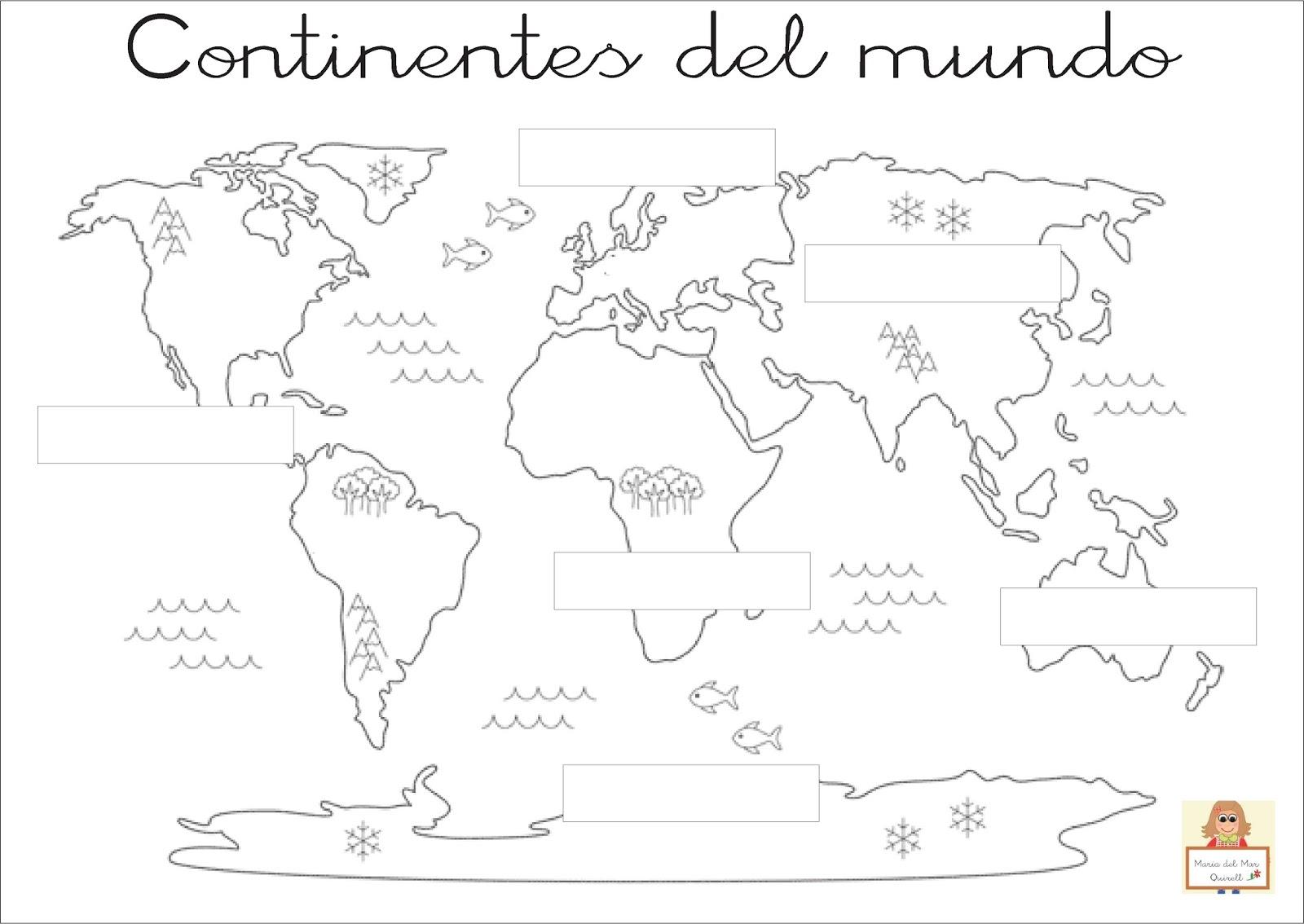 """Colorear NiÑos Del Mundo: Proyecto """"La Vuelta Al Mundo"""". Fichas Para Imprimir"""