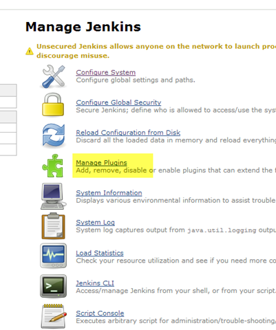 tech sunnyw  Net: Setup Jenkins on TFS 2008 for MSBuild project