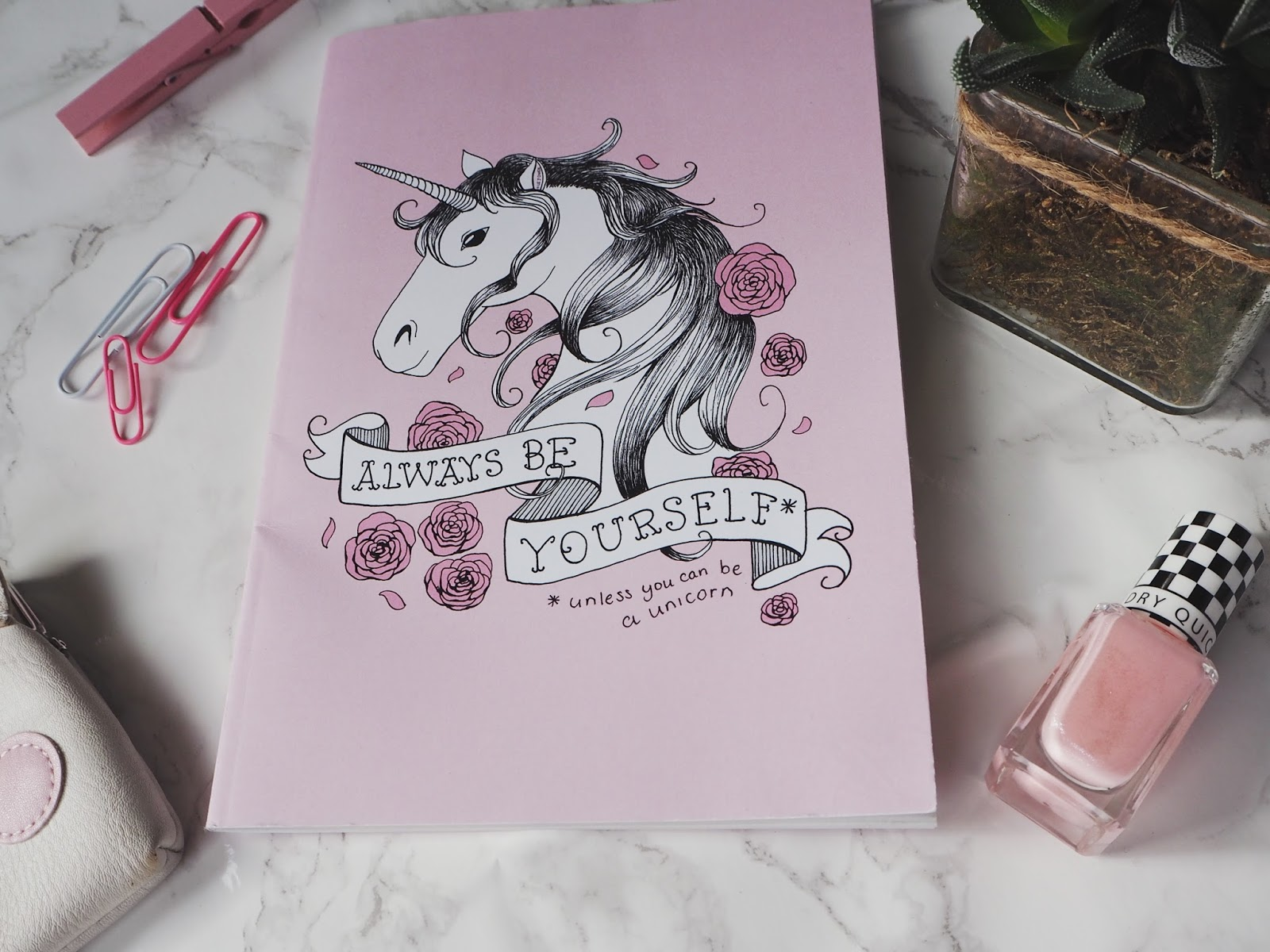 The cutest notebook I ever did see! Love, Maisie