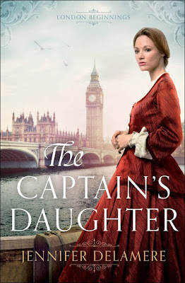 Heidi Reads... The Captain's Daughter by Jennifer Delamere
