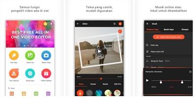 aplikasi menggabungkan 2 video menjadi 1 layar di android