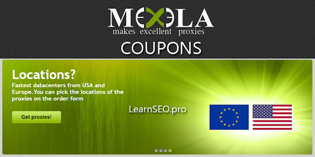mexela coupons