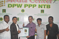 Aris Muhammad Daftar Bacawagub di DPW PPP NTB
