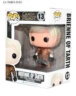 Funko Juego de Tronos Brienne of Tarth
