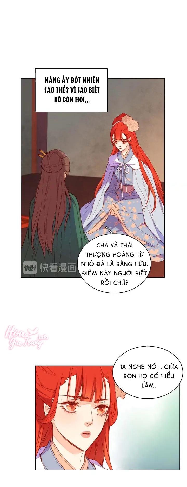 Ác nữ hoàng hậu chap 126 - Trang 20