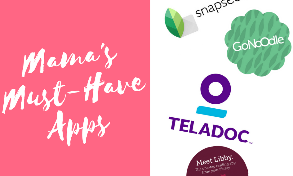 Must-Have Apps For Moms (and Dads)