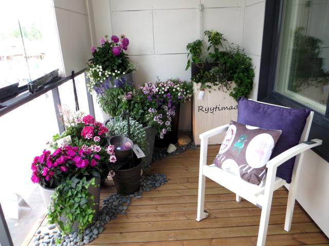 asuntomessut vantaa 2015 parvekepuutarha