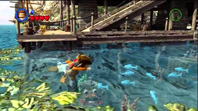 LEGO Pirates of the Caribbean PC Games Gameplay