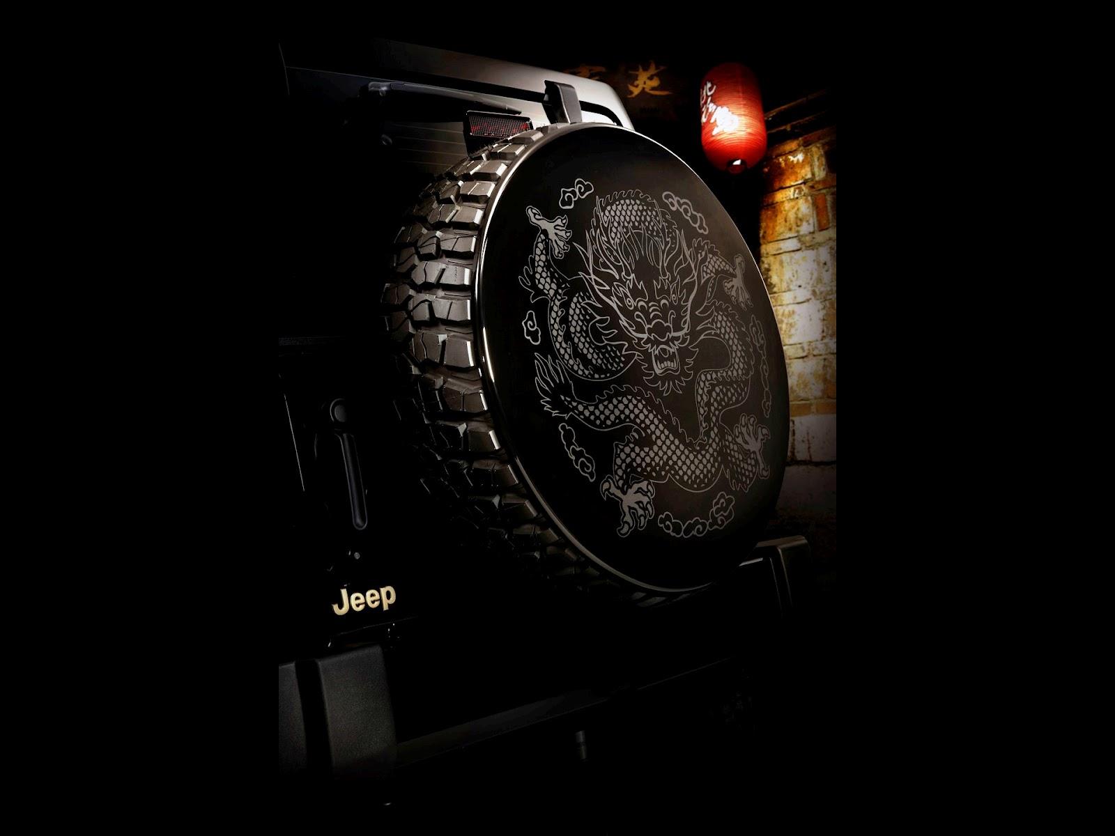 2012 Jeep Dragon Design News Hot Car