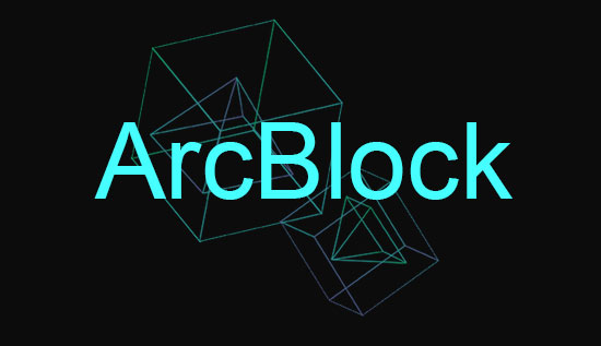 ARCBLOCK: World's First Platform Service For Decentralized Applications