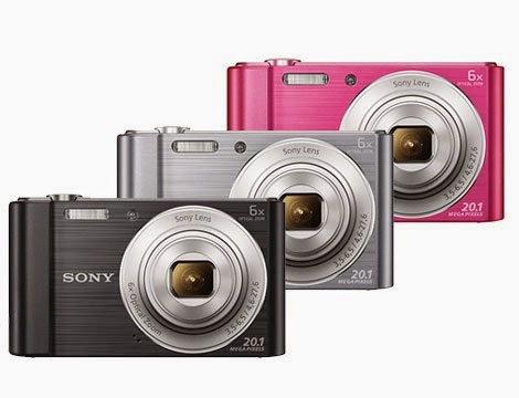 Harga Kamera Digital Sony W810 Terbaru 2014