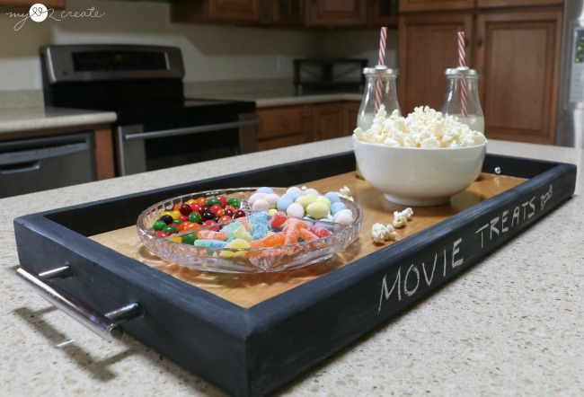 DIY Serving Tray, MyLove2Create