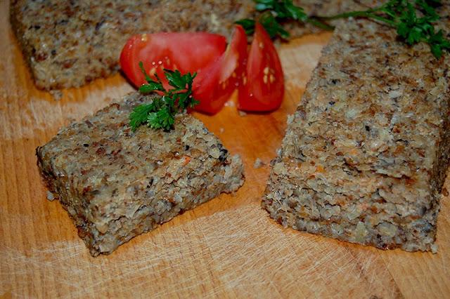 kasza gryczana grzyby przepis Smaki Prowincji
