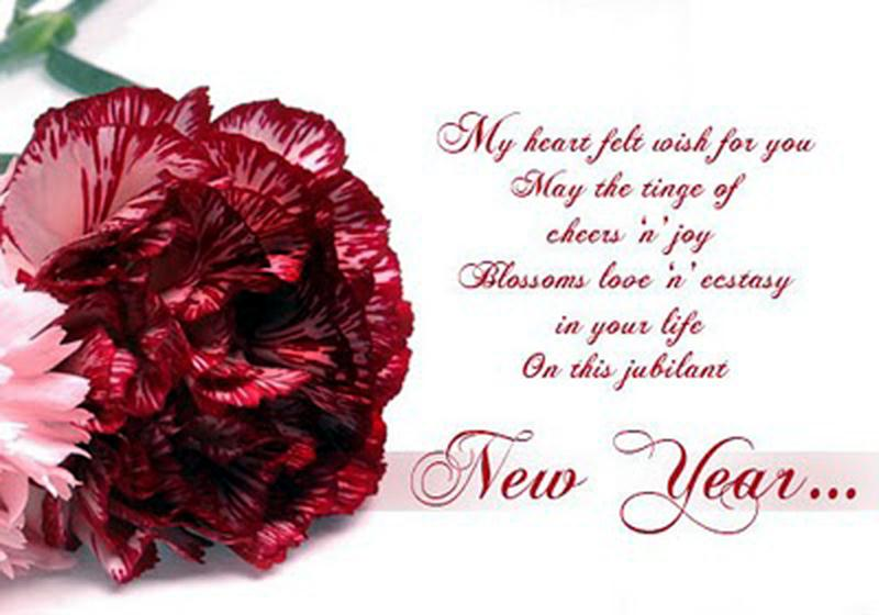 New Year Wish Quotes For Lover: Greetings And Wishes For 2013