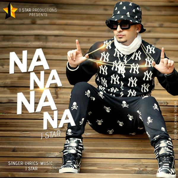 J Star - Na Na Na Na - Single Cover