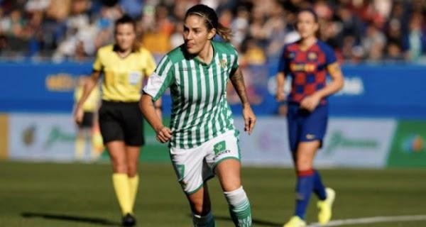 """Ana Romero - Betis Femenino - y la decisión de la RFEF: """"No han contado ni con los clubes ni con las jugadoras"""""""