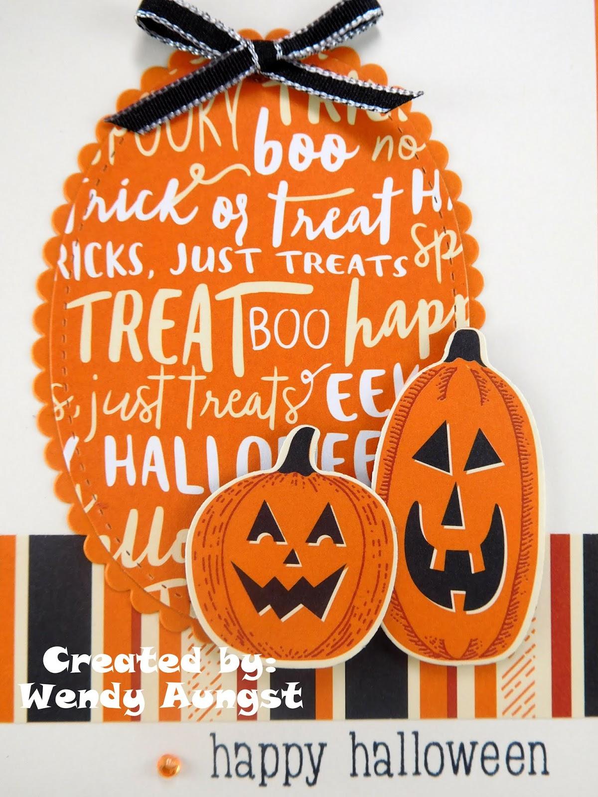 weebeestampin4fun: halloween card set