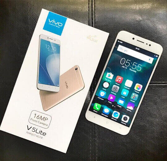 Vivo V5 Lite Coming To PH for Php10,990; Boasts 16MP Perfect Selfie Camera