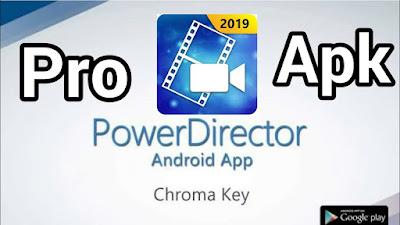 PowerDirector Video Editor Mod (All Unlocked + No Watermark) Apk Download