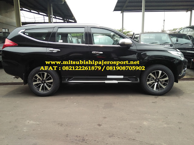 ALL NEW PAJERO SPORT HITAM 2016
