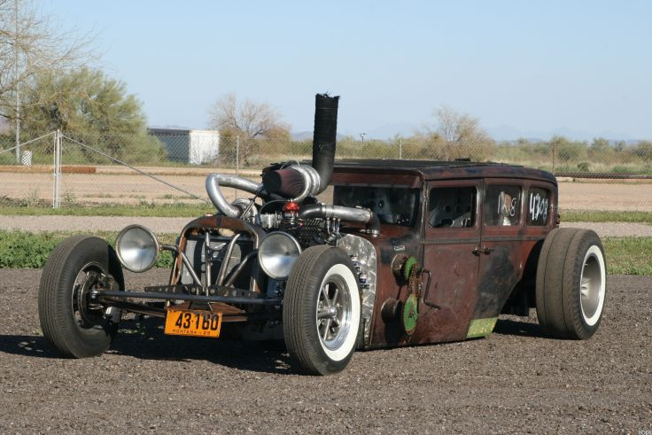 Rat Rod 1929 Dodge Brothers Diesel Pictures Gallery Hot