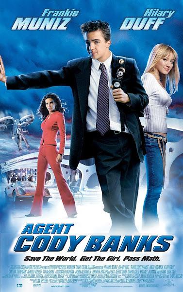 Poster Of Agent Cody Banks 2003 Hindi 720p BRRip Dual Audio Full Movie Download