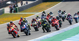 Jadwal MotoGP Jerez Spanyol 2018