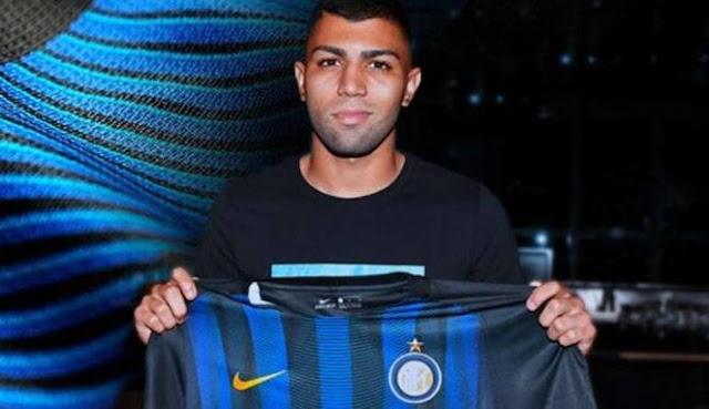 Gabigol Barbosa Menjadi Pemain Inter Milan Musim Ini