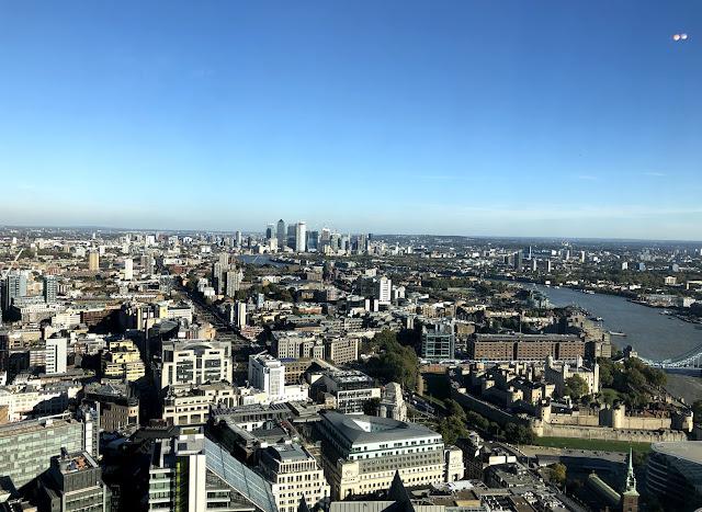 Sky Garden London tips