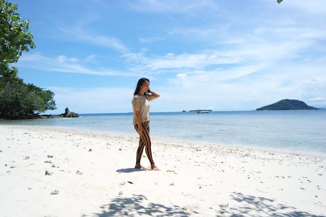 destinasi wisata pulau di padang