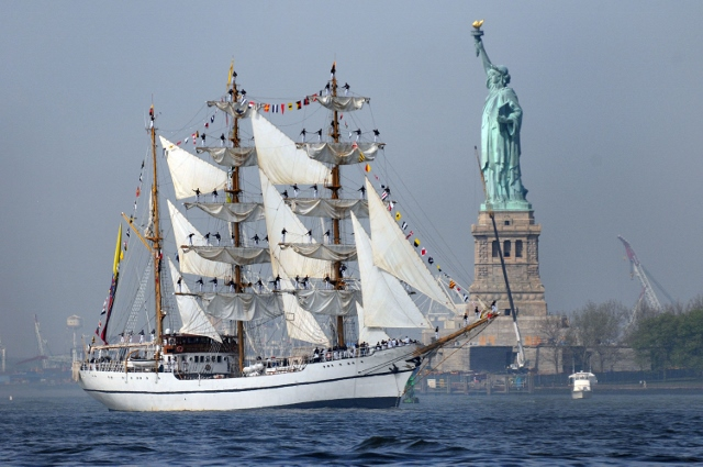 Tall Ships Festival LA, 2014, San Pedro, Sailing ship