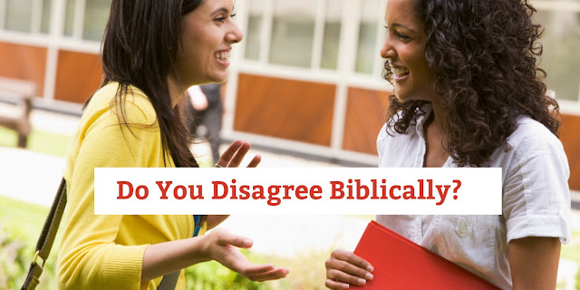 Can You Disagree as Commanded in Colossians 4:6?
