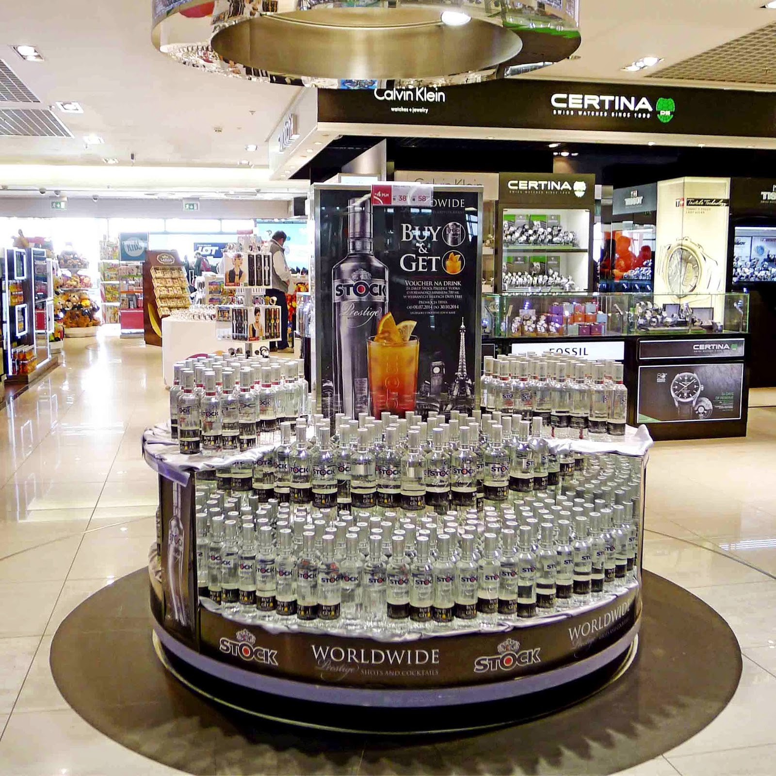 Duty Free Polish Vodka