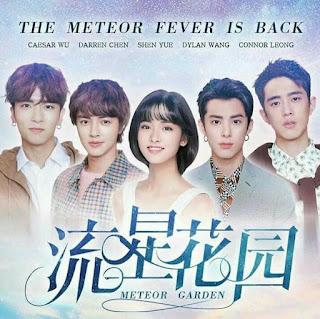 Biodata Lengkap Pemain Sinetron Meteor Garden 2018 SCTV