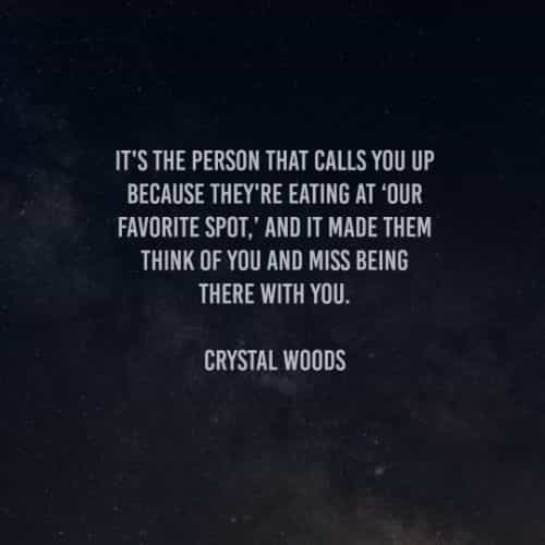 Missing you quotes that'll help express your feelings